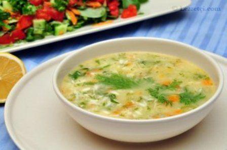 mezgit çorbası tarifi nasıl yapılır