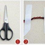kalp motifli bilekik nasıl yapılır