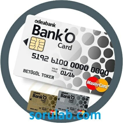 odeabank kredi kartı