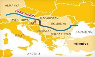Tuna Nehri Hangi Ülkelerden Geçer?