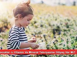 çocuklar için ek besin takviyesi gereklimidir.