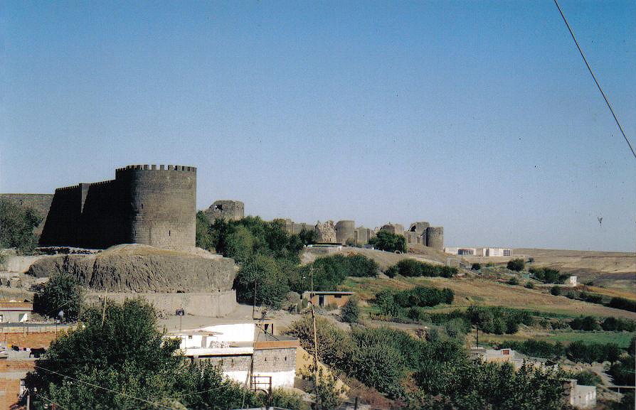 diyarbakir surları